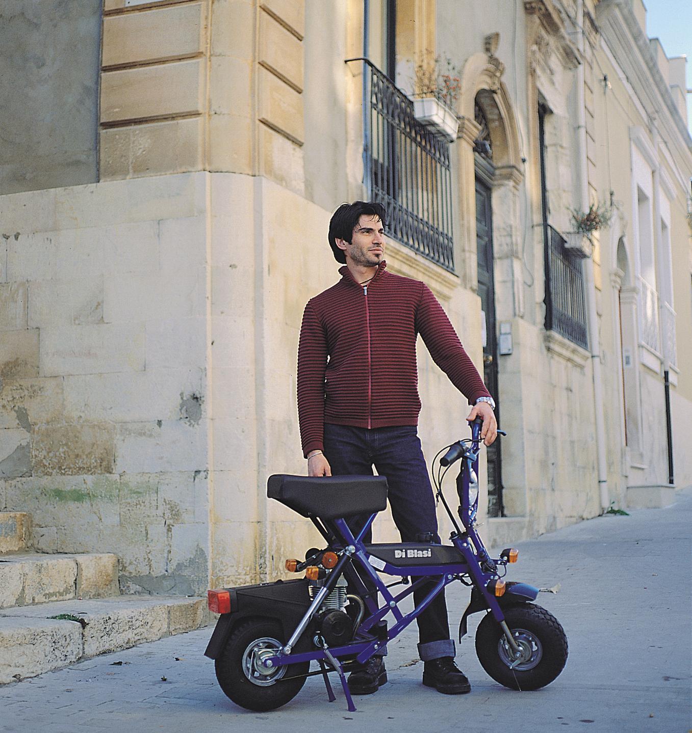Di Blasi Pieghevole.Free Download Ciclomotore Pieghevole Di Blasi Mod R7