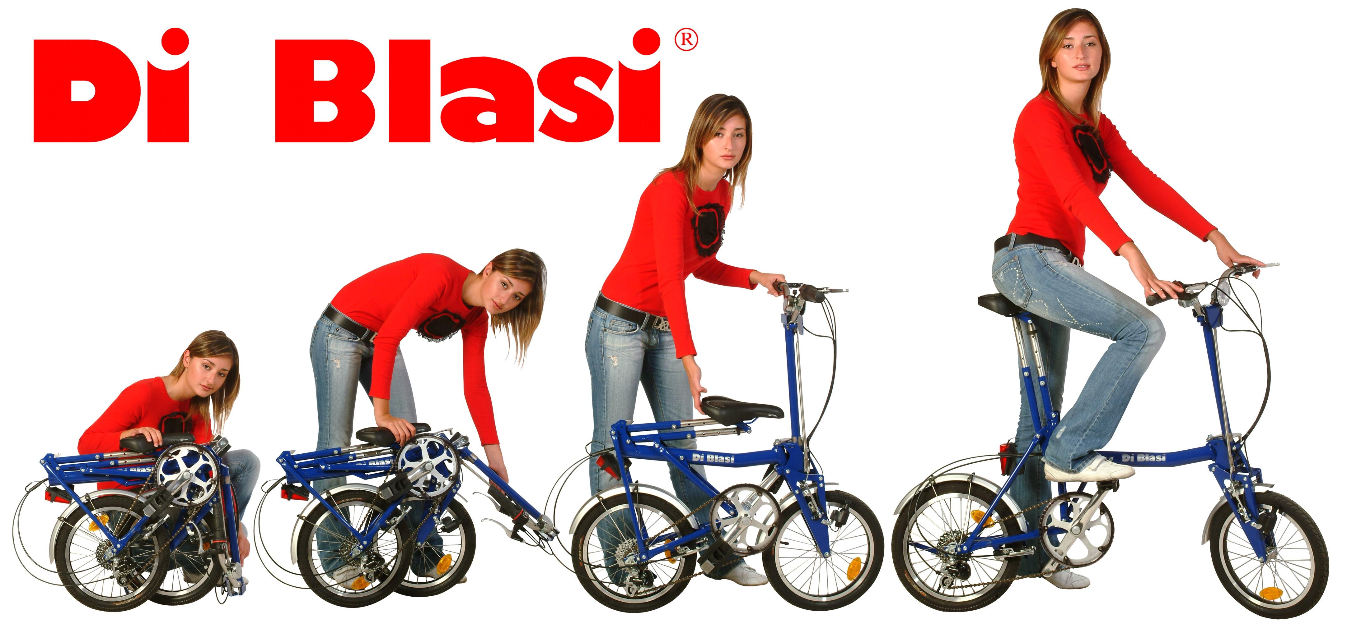 Di Blasi Pieghevole.Free Download Bicicletta Pieghevole Di Blasi Mod R24